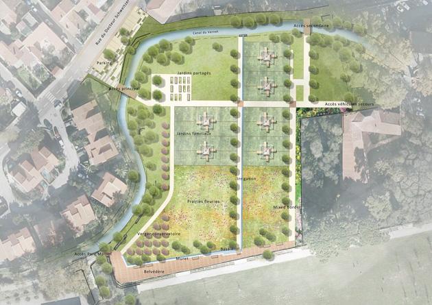 Perpignan des jardins familiaux et partages au parc maillol 1 le journal catalan - Jardin ville de quebec perpignan ...