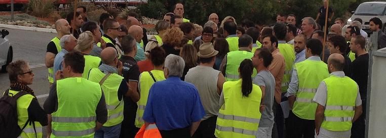 Le carr d or divise le journal catalan for Demande de prorogation de permis de construire