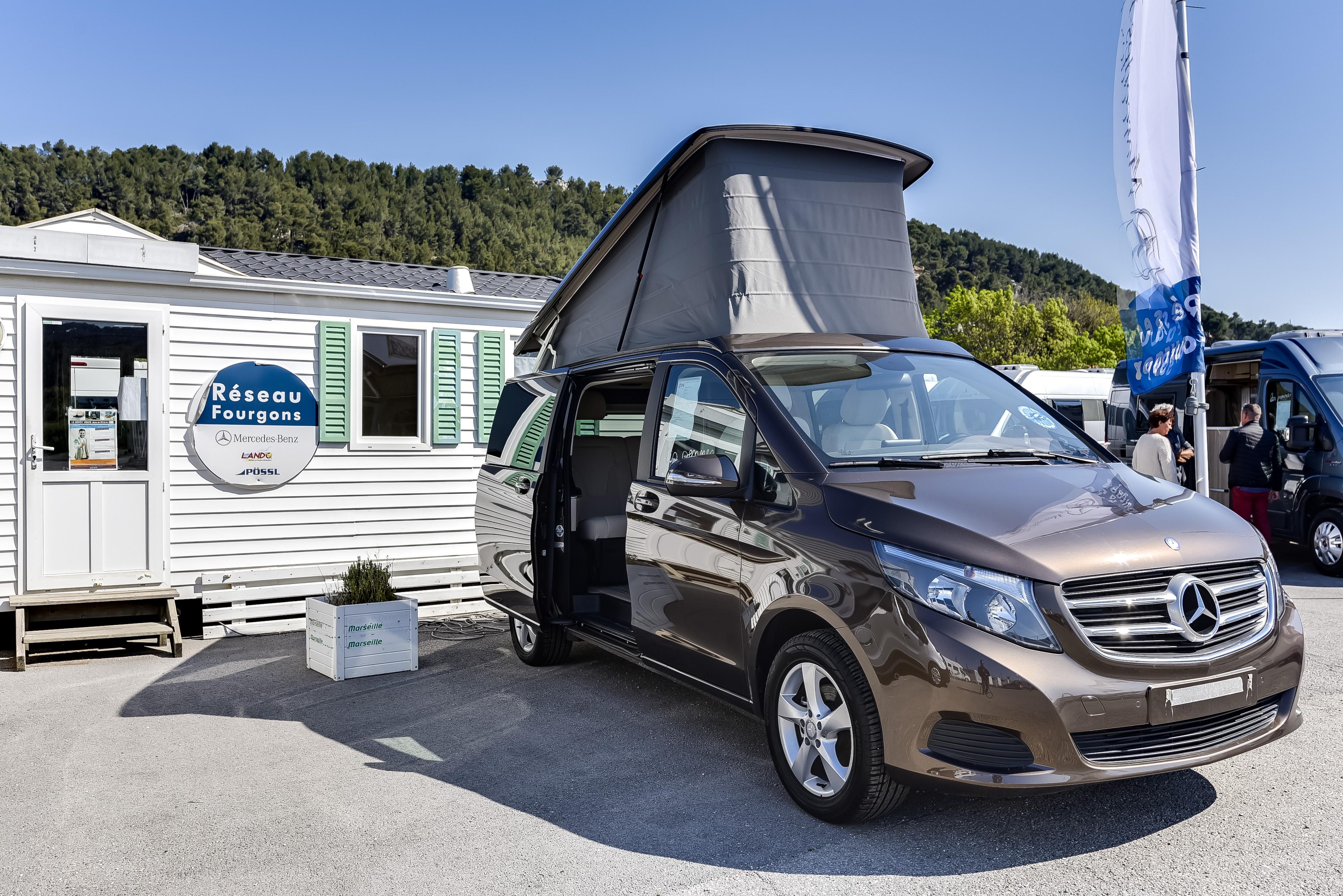 salon du camping car et du fourgon am nag de perpignan le journal catalan. Black Bedroom Furniture Sets. Home Design Ideas
