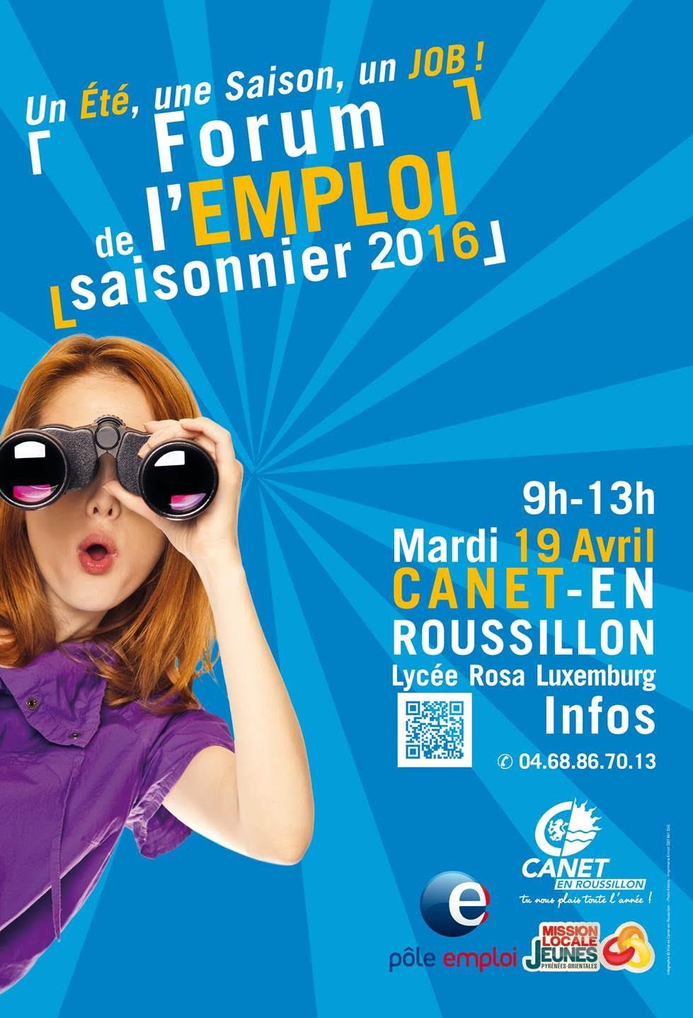 forum-pour-emaploi-saisonnier-canet-roussillon