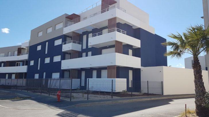 Port Alizés : livraison des premiers logements sociaux